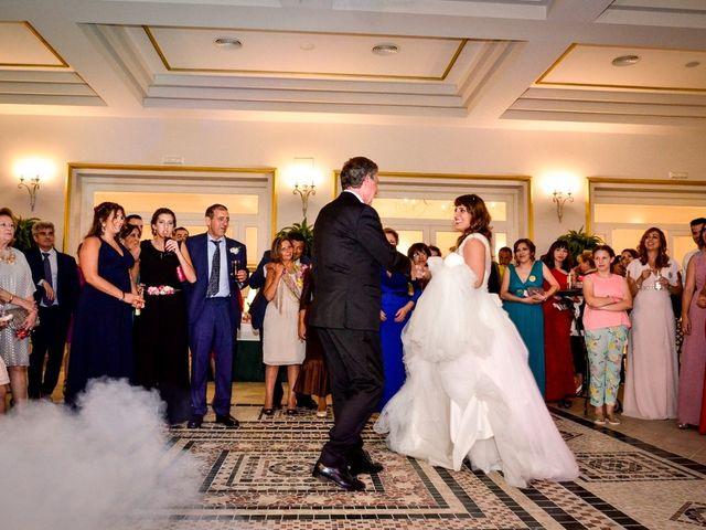 La boda de Jose y Tamara en Salteras, Sevilla 133