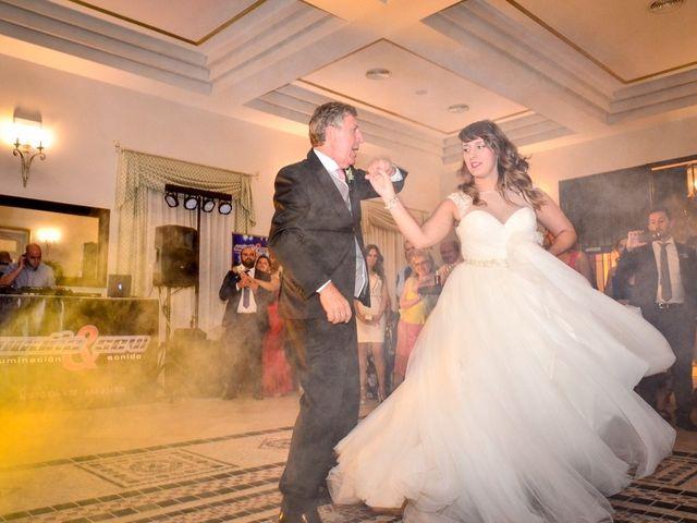 La boda de Jose y Tamara en Salteras, Sevilla 134