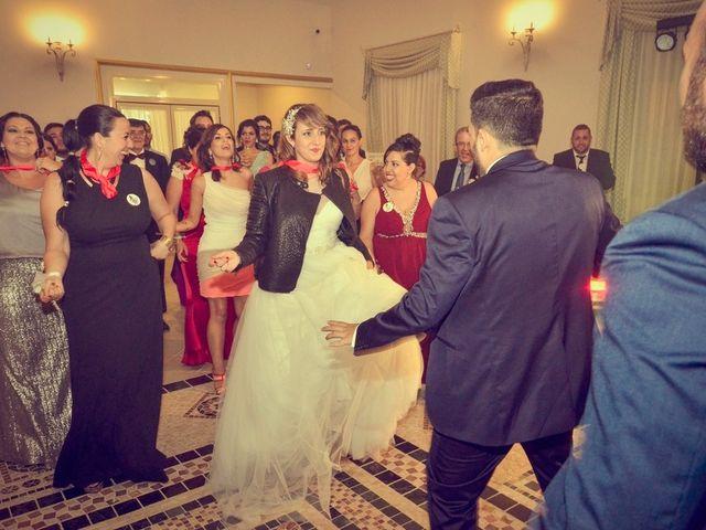 La boda de Jose y Tamara en Salteras, Sevilla 137