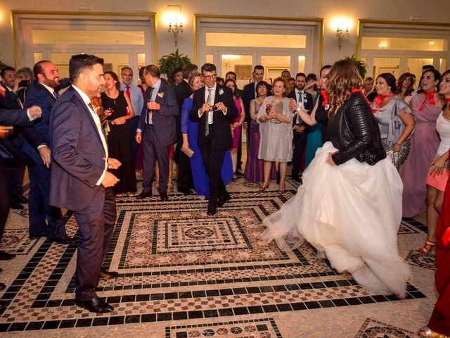 La boda de Jose y Tamara en Salteras, Sevilla 138