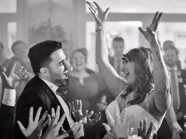 La boda de Jose y Tamara en Salteras, Sevilla 141