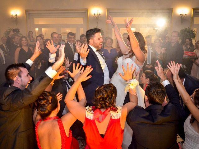 La boda de Jose y Tamara en Salteras, Sevilla 142