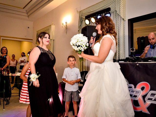 La boda de Jose y Tamara en Salteras, Sevilla 148