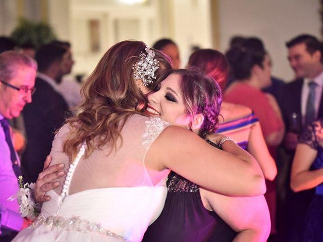 La boda de Jose y Tamara en Salteras, Sevilla 149