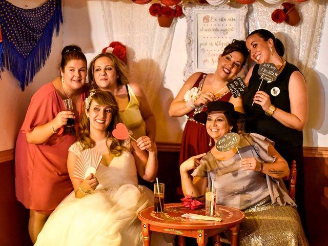 La boda de Jose y Tamara en Salteras, Sevilla 150