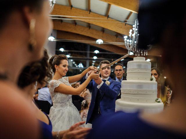 La boda de Roberto y Raquel en Castelló/castellón De La Plana, Castellón 18