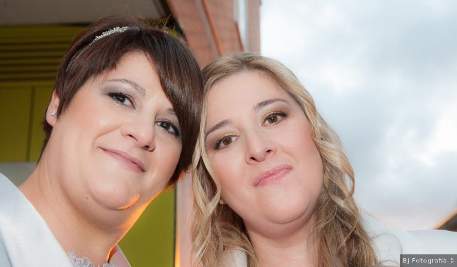 La boda de Sonia y Ana en Fuenlabrada, Madrid