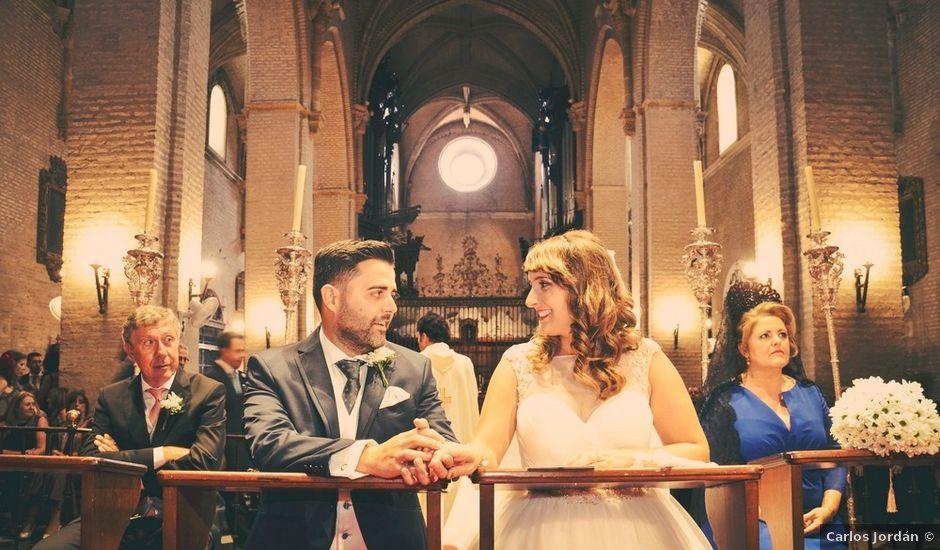 La boda de Jose y Tamara en Salteras, Sevilla