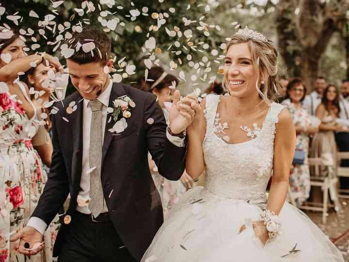 La boda de Alicia y Jordi
