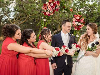 La boda de Melania y Jose 2