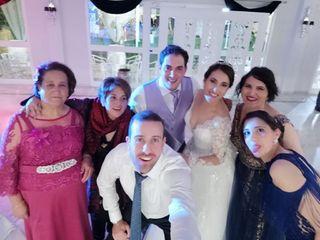 La boda de Vanesa  y Dariel 2