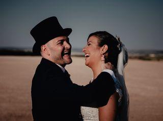 La boda de Veronica y Gonzalo