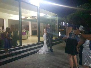 La boda de Yanira y Antonio