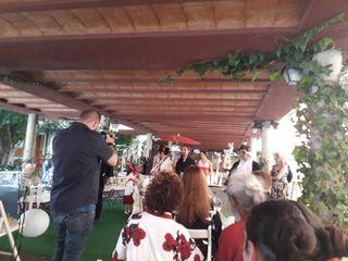 La boda de Jonathan y Regina 1