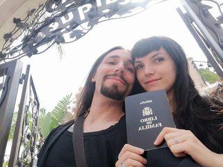La boda de Jonathan y Regina