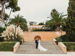La boda de Caren y Jon