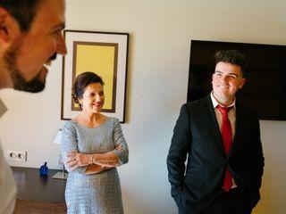 La boda de Beatriz y Iván 1