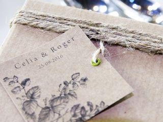 La boda de Celia y Roger 1