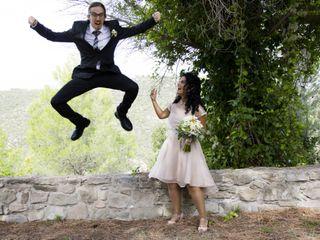La boda de Celia y Roger