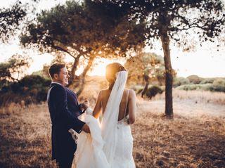 La boda de Iván y Lorena