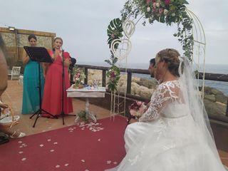La boda de Ester y Alberto