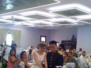 La boda de Merche y Julio 1