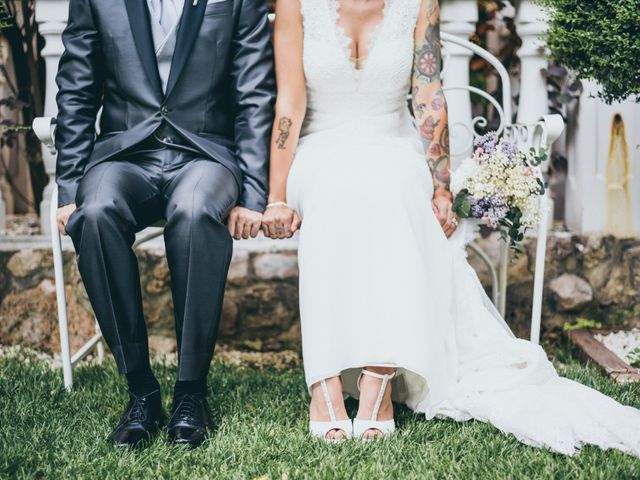 La boda de Lilia y Adrián