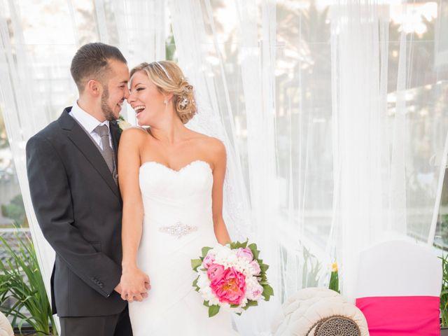 La boda de Yessica y Akoran