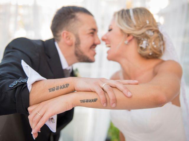 La boda de Akoran y Yessica en Puerto De La Cruz, Santa Cruz de Tenerife 19
