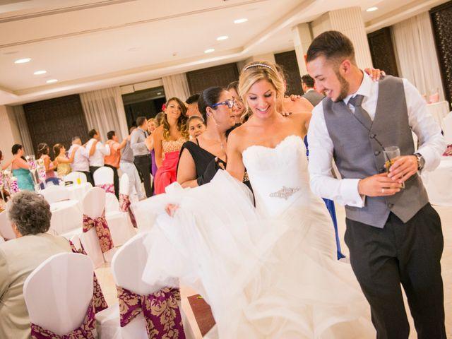 La boda de Akoran y Yessica en Puerto De La Cruz, Santa Cruz de Tenerife 38