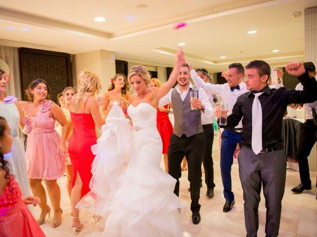 La boda de Akoran y Yessica en Puerto De La Cruz, Santa Cruz de Tenerife 41