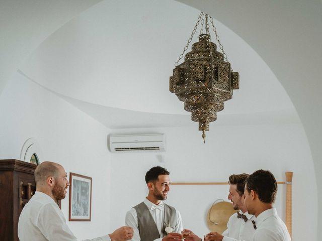 La boda de Naim y Aurélie en Eivissa, Islas Baleares 4