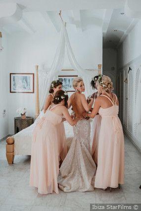 La boda de Naim y Aurélie en Eivissa, Islas Baleares 8