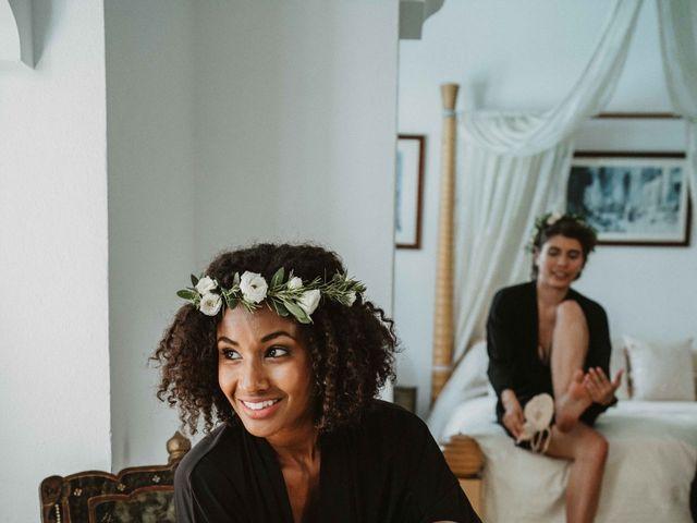 La boda de Naim y Aurélie en Eivissa, Islas Baleares 9