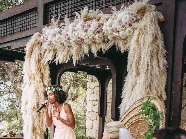 La boda de Naim y Aurélie en Eivissa, Islas Baleares 15