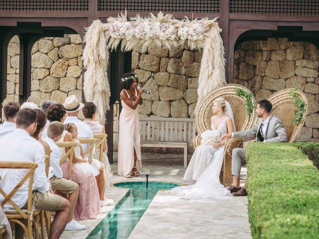 La boda de Naim y Aurélie en Eivissa, Islas Baleares 16