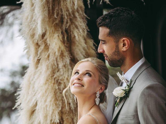 La boda de Naim y Aurélie en Eivissa, Islas Baleares 22