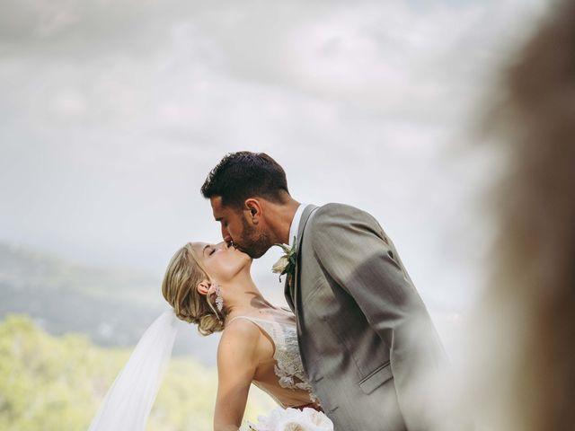 La boda de Naim y Aurélie en Eivissa, Islas Baleares 23