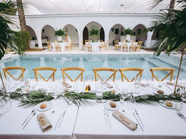 La boda de Naim y Aurélie en Eivissa, Islas Baleares 34