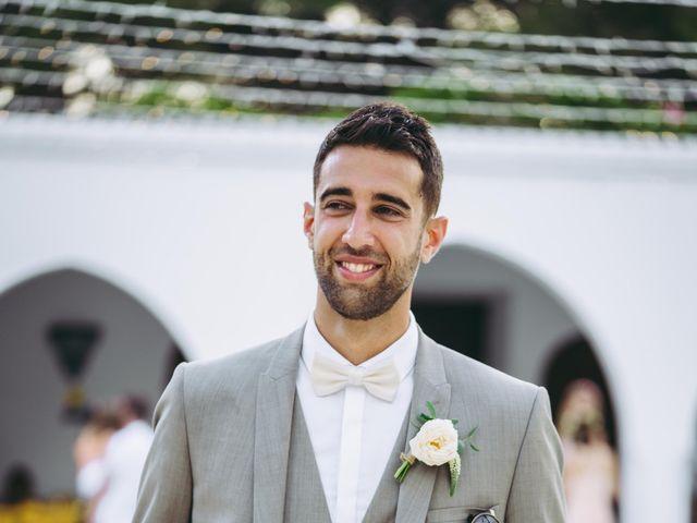 La boda de Naim y Aurélie en Eivissa, Islas Baleares 35