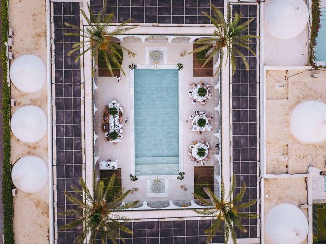 La boda de Naim y Aurélie en Eivissa, Islas Baleares 37