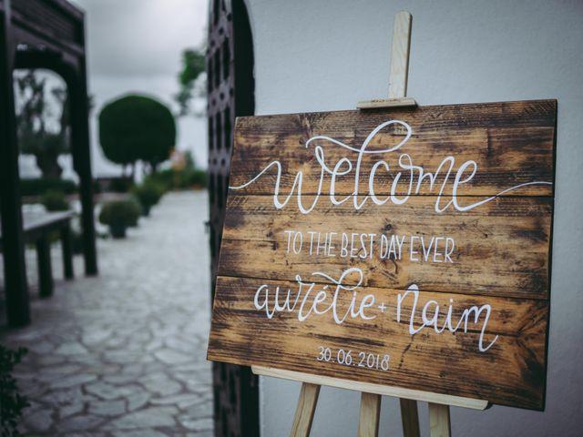 La boda de Naim y Aurélie en Eivissa, Islas Baleares 38