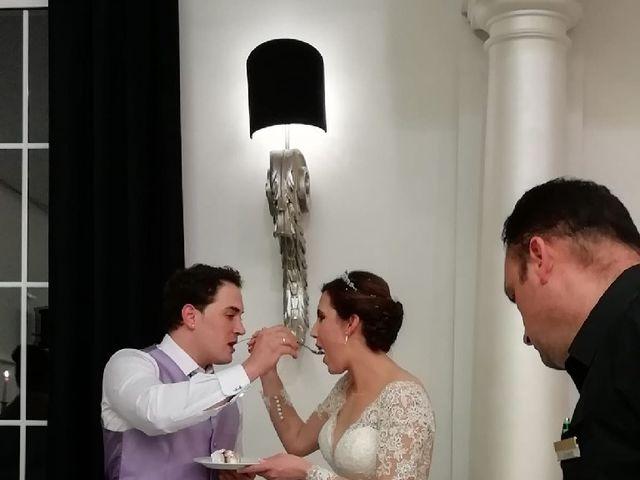 La boda de Dariel y Vanesa  en Villanueva Del Rosario, Málaga 4
