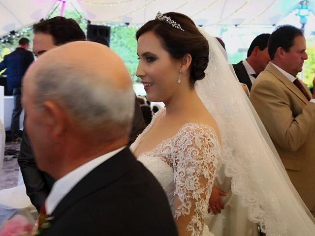 La boda de Dariel y Vanesa  en Villanueva Del Rosario, Málaga 5