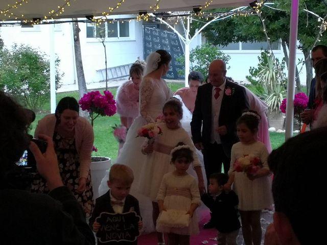 La boda de Dariel y Vanesa  en Villanueva Del Rosario, Málaga 8