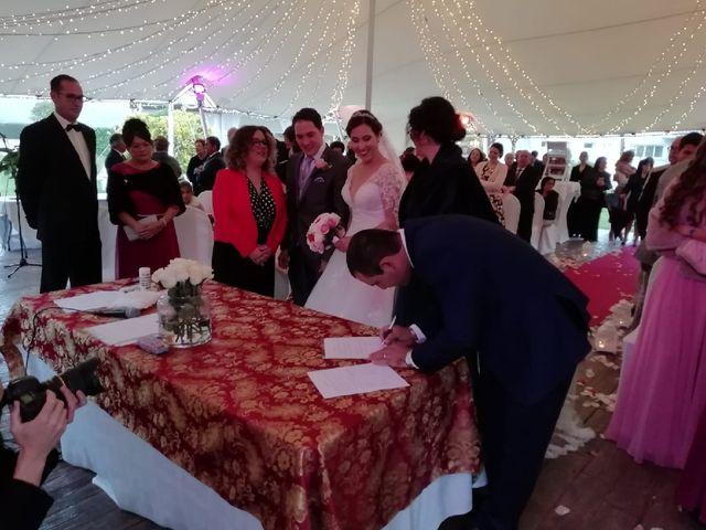 La boda de Dariel y Vanesa  en Villanueva Del Rosario, Málaga 9