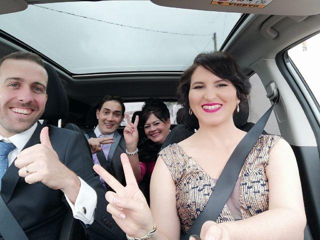 La boda de Dariel y Vanesa  en Villanueva Del Rosario, Málaga 10