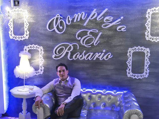 La boda de Dariel y Vanesa  en Villanueva Del Rosario, Málaga 11