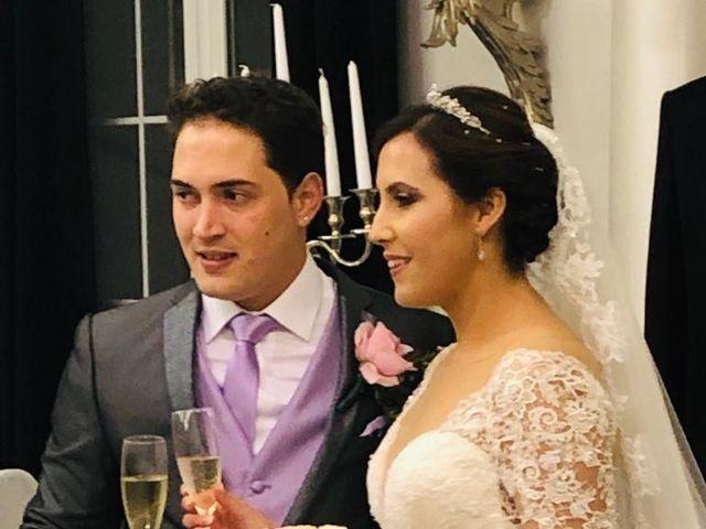 La boda de Dariel y Vanesa  en Villanueva Del Rosario, Málaga 12