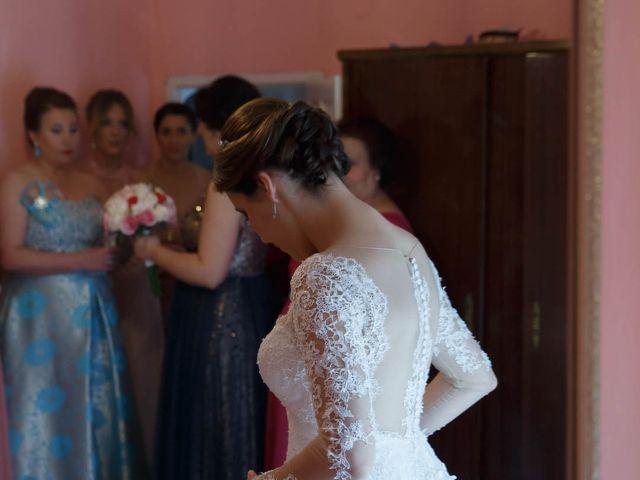 La boda de Dariel y Vanesa  en Villanueva Del Rosario, Málaga 13